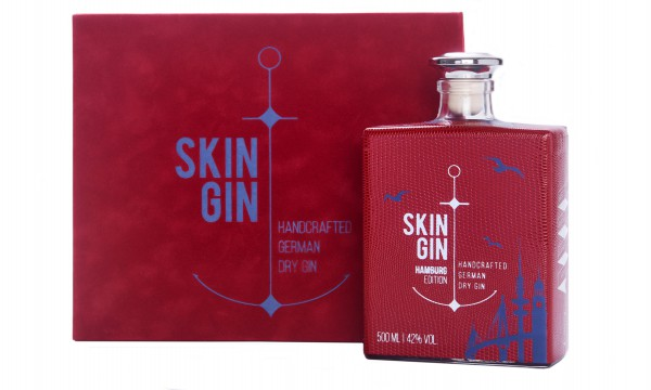Hamburg Edition Red Box | Skin Gin